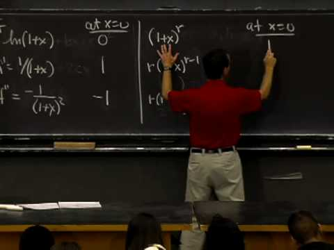 Lec 10 | MIT 18,01 Single Variable Calculus, 2007 Herbst