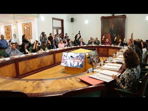 Cabildo H. Ayuntamiento de Tlalnepantla de Baz 03 julio del 2019