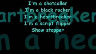 Taio Cruz - Shotcaller (Lyrics)
