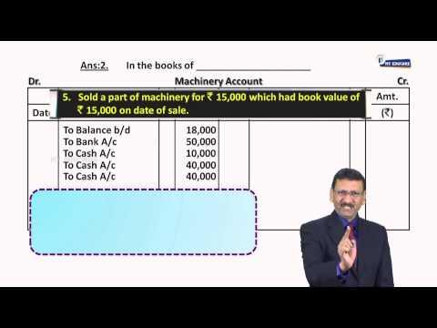 Std. XI – Bookkeeping & Accountancy