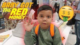 Video Baby Qahtan Halilintar Belanja di Market Hitung Uang Sendiri | Baby Qahtan Shopping #BabyVlog MP3, 3GP, MP4, WEBM, AVI, FLV Juni 2019