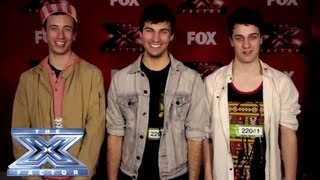 Yes, We Made It! Crowley Brothers - THE X FACTOR USA 2013