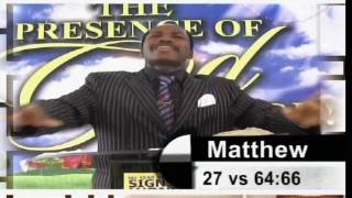 """Rev Dele Oluwagbemiro- Senior Pastor of Complete Christian Church International Ibadan Nigeria on his TV show COMPLETE HOUR preaches on the topic titled- """"The power of resurrection""""."""