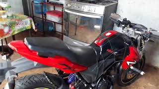 Modificaciones 125zcc