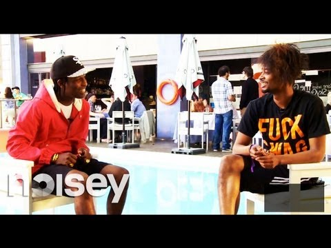 A$ap Rocky - Like This? You Should Subscribe Here Now: http://bit.ly/VErZkw Watch Part 2 Now: http://youtu.be/y0IivEjf7M8 Danny Brown and A$AP Rocky sat down to go back a...