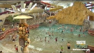Wisconsin Dells (WI) United States  City new picture : The Largest Indoor Water Park: Kalahari Resort - Wisconsin Dells!!
