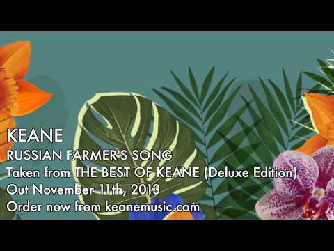 Keane - Russian Farmer's Song