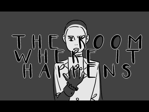 Video THE ROOM WHERE IT HAPPENS } Hamilton Animatic [REUPLOAD] download in MP3, 3GP, MP4, WEBM, AVI, FLV January 2017