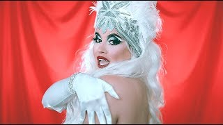 Halloween: Vintage Showgirl Ultra Glam by Nicole Guerriero