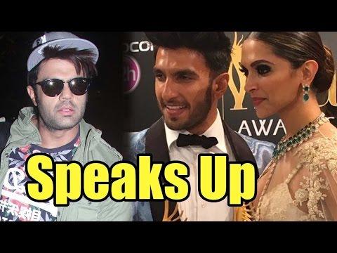 Manish Paul Speaks Up On Ranveer Singh And Deepika