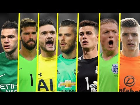 Best Premier League Goalkeepers - Amazing Saves - 2018 - HD