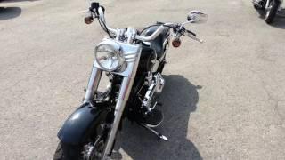 8. 2011 Harley-Davidson Fatboy