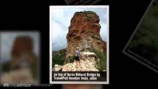 Douglas (WY) United States  city photos gallery : Ayres Natural Bridge - Douglas, Wyoming, United States