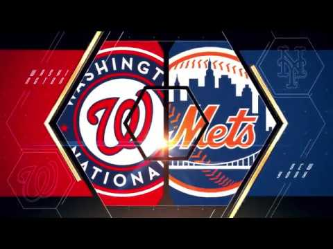 Video: 4/21 MLBN Showcase: Nationals vs Mets