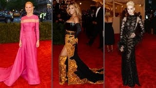 Met Gala Recap — Fashion, Beauty, And Red Carpet Highlights! | POPSUGAR LIVE!