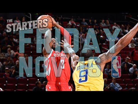 Video: NBA Daily Show: Nov. 16 - The Starters