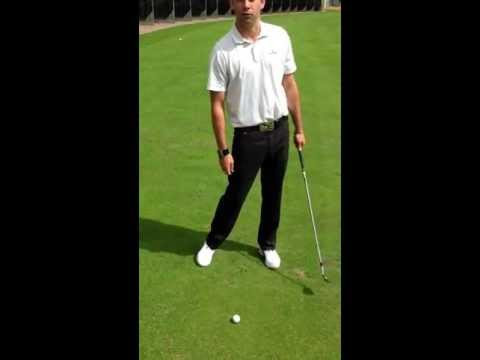 How to make contact with the golf ball – The Belfry Pro Golf Tips