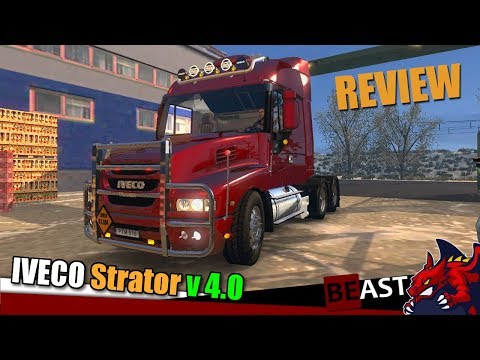 Iveco Strator v4.0 Edited by Cp MorTifIcaTion