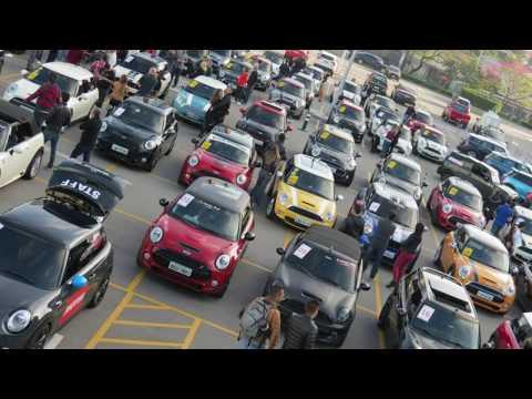 Mini Cooper - Evento com mais de 120 carros! Campos do Jordão - GoPro