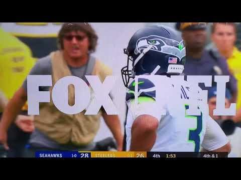 Seahawks beats Pittsburgh Steelers😳✌🙌