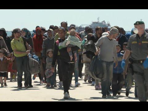Italy: Syrian Family's New Hope