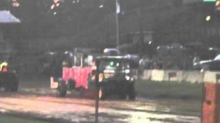 10. Gator XUV 825i Wins Utility Vehicle Pulls -- Switz City, IN 8/18/11