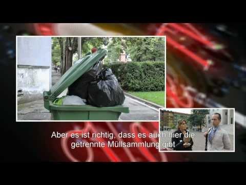 Voice TV - Neues Mülltrennungssystem in Bozen