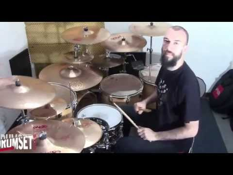 Folkstone - Oltre...LAbisso drum grooves