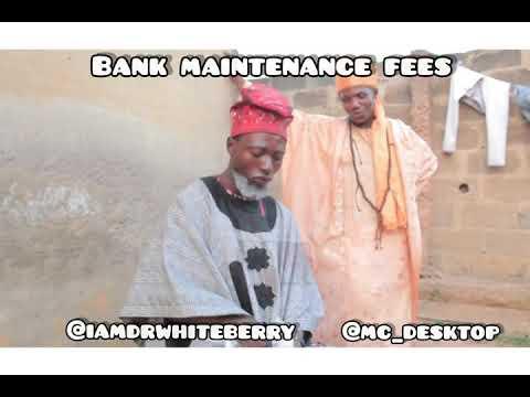 Bank maintenance fees