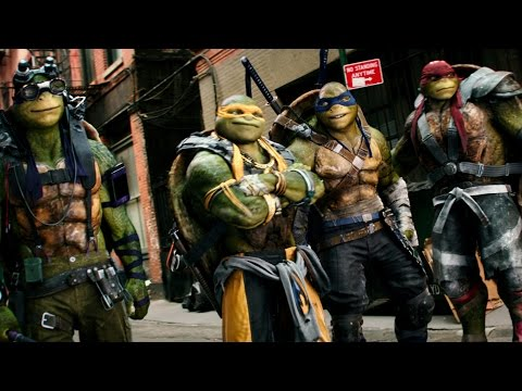 tartarughe ninja 2 trailer ufficiale