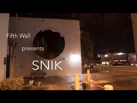 Video: SNIK in Wynwood, Miami – 2015