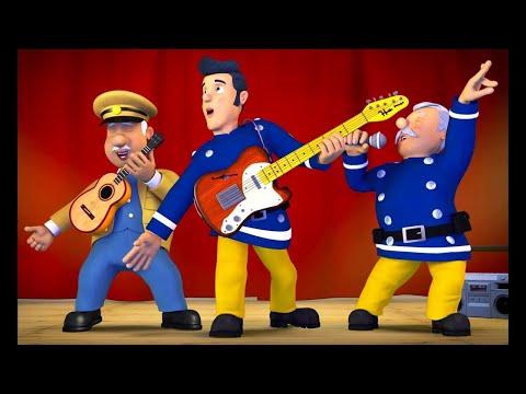 Fireman Sam ⭐️ Pontypandy's Summer Talent Show! 🏆 New Episodes | Kids Movies