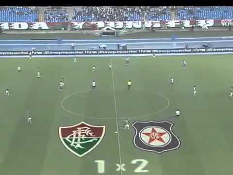 Carioca 2013 - Fluminense 2x2 Friburguense