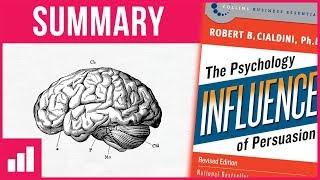 """Learn how to get anything you want using the 6 weapons of influence in Robert Cialdini's book - Influence: The Psychology of Persuasion.Get The Book ► http://amzn.to/2tSGhsxSubscribe to Become 1% Better ► https://www.youtube.com/channel/UCRI6t05DNVlV0XhdI7hx_iw?sub_confirmation=1Get My Free Value-Packed Newsletter ► http://brandonnankivell.comFor Business Enquiries ► http://brandonnankivell.com/contact★★★ NOW WATCH ★★★7 Lessons From 179 Books ► https://www.youtube.com/watch?v=8lLesO2FEHg7 Lessons From 134 Books ► https://www.youtube.com/watch?v=Pr5e9b9ZjvA★★★ HIGHLIGHTS ★★★[0:14] WEAPON 6: Reciprocation[0:51] WEAPON 5: Commitment & Consistency[1:23] WEAPON 4: Social Proof[1:54] WEAPON 3: Liking[2:17] WEAPON 2: Authority[3:13] WEAPON 1: Scarcity★★★ GET VALUABLE STUFF ★★★Get 2 Free Audiobooks ► http://amzn.to/2arpLT6Read More In Less Time ► http://jump.blinkist.com/SHX3My Animation Software ► https://goo.gl/8Ma4b3-~-~~-~~~-~~-~-Please watch: """"The 50th Law by Robert Greene and 50 Cent ► Book Summary"""" https://www.youtube.com/watch?v=66NKywmi0Zs-~-~~-~~~-~~-~-"""
