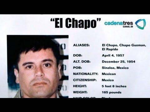 """Estados favoritos para vivir de """"El Chapo Guzmán"""" : RED NOTICIERO"""