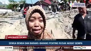 Video Kesaksian seorang warga ketika terjadi nya gempa di palu dan donggala MP3, 3GP, MP4, WEBM, AVI, FLV Oktober 2018
