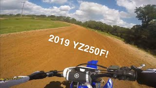 9. 2019 Yamaha YZ250F First Ride And Impressions