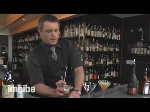 stir - Bartender Jeffrey Morgenthaler covering the principles behind shaking versus stirring cocktails.