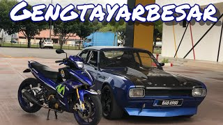 Video Gengtayarbesar - IAM autoshow / meeting kap-chai supreme herd 1.0 MP3, 3GP, MP4, WEBM, AVI, FLV Desember 2018