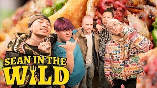Video Higher Brothers and Sean Evans Review NYC Chinese Food | Sean in the Wild MP3, 3GP, MP4, WEBM, AVI, FLV Desember 2018