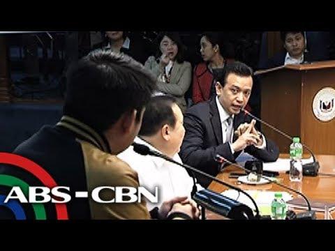 Video TV Patrol: Duterte, binansagan si Trillanes na 'Trililing' at 'political ISIS' download in MP3, 3GP, MP4, WEBM, AVI, FLV January 2017