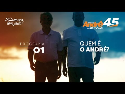 Programa Eleitoral André 45 – Governador Valadares