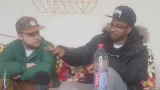 The Doppelgangaz Interview - Hip OPsession 2016