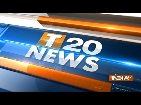 T 20 News | October 5, 2014 - India TV