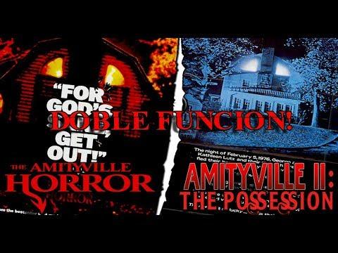 """Doble Función!: """"The Amityville Horror"""" / """"Amityville 2"""" (1979/1982)  #ElBaúlDeLosHorrores"""