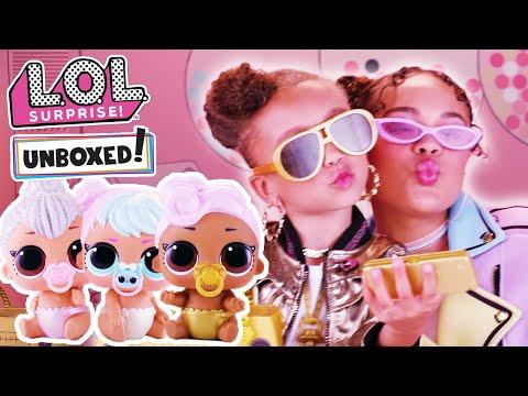 UNBOXED! | LOL Surprise! | Ooh La La Babies | Season 4 Episode 5