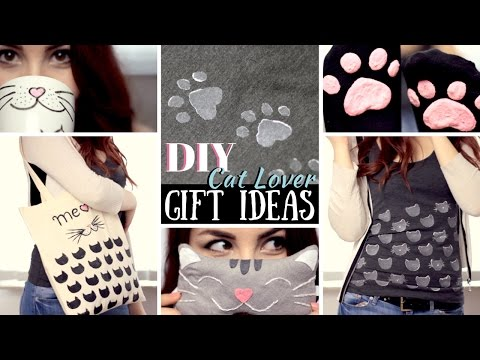 DIY: 5 Gift Ideas For Cat Lovers - Gift Set How To