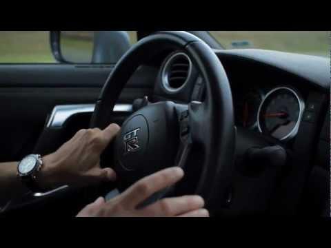 Leisure Marketing: Nissan GTR driven by Jeremy Porter of Atlanta Motorsports Park