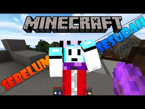 DESA AJAIB DI MINECRAFT?! | Minecraft Indonesia BeaconCream S2 #15