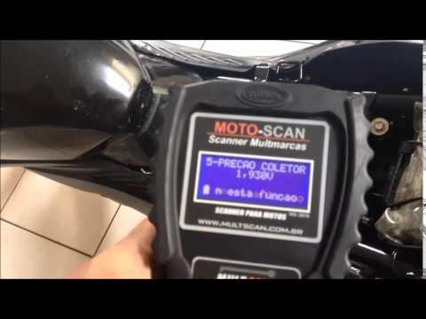 SCANNER PARA MOTOS MOTO-SCAN MULTSCAN